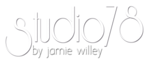 studio78 logo White jamie willey