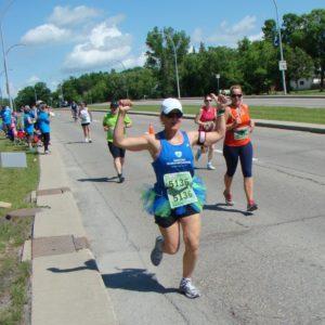 Manitoba Marathon #Run4NF @ University of Manitoba, Investors Group Field | Winnipeg | Manitoba | Canada